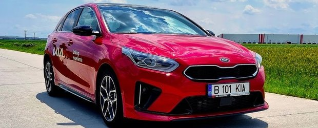 Test Drive Turatii.ro: Kia Ceed 1.5 T-GDi Hybrid Electric 7DCT GT Line