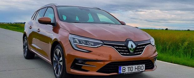 Test Drive Turatii.ro: Renault Megane Estate 1,3l TCe 140 EDC 7 Intens
