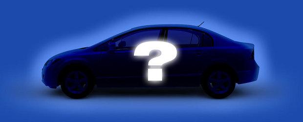 Test pentru pasionati: ghiceste masina din imagine!
