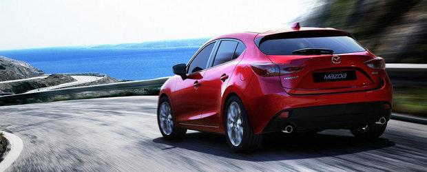 Teste de anduranta de 15.000 de kilometri pentru noua Mazda3