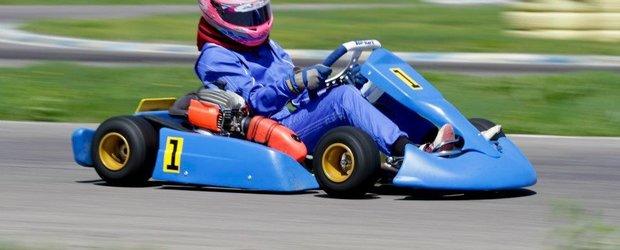 Teste KF3 in Italia cu Alexandra Marinescu