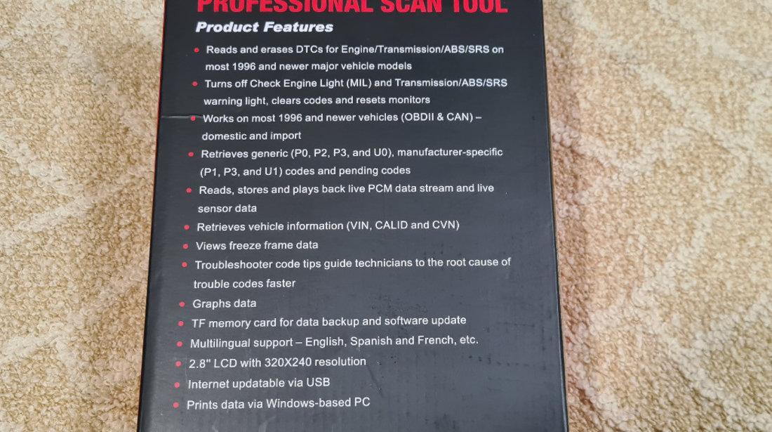 Tester Auto diagnoza Autel MaxiLink ML629 - Motor, ABS, Airbag, transmisie