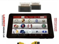 Tester Auto LAUNCH X431 Kit Diagnoza EASYxDIAG PRO3 + Tableta Full Soft v.2018.12(update)
