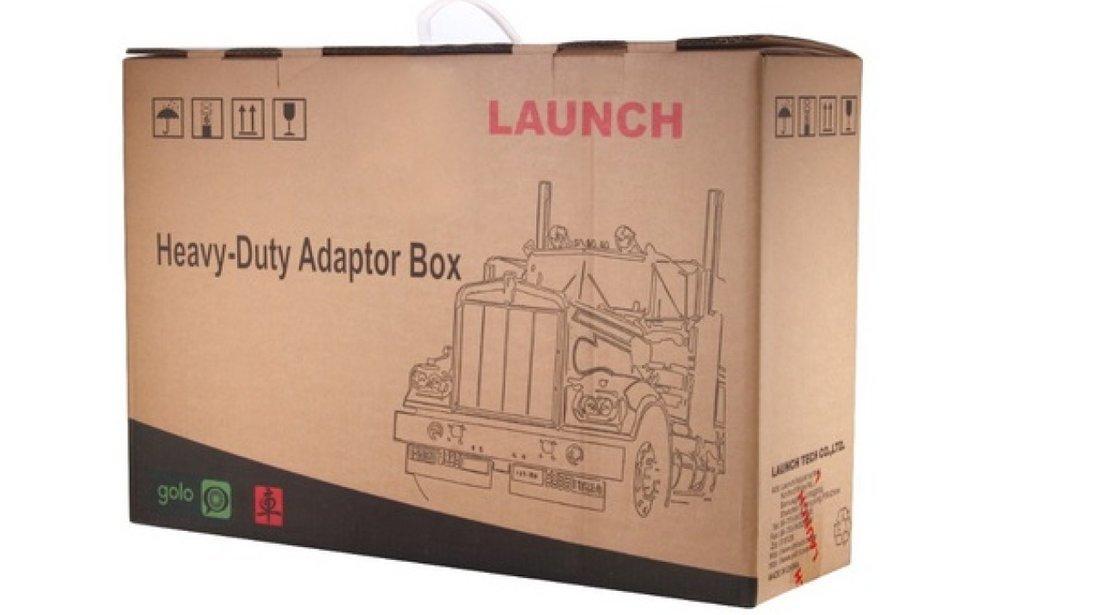 "Tester auto profesional turisme si camioane Original Launch X431 V+ PRO3 10.1"" - Update Gratuit 24"