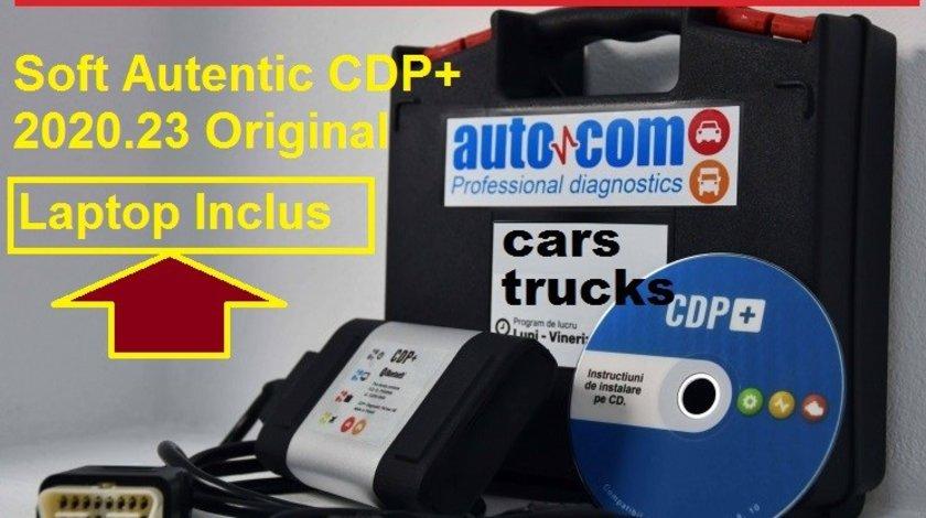 Tester Autocom soft 2020, turisme si camioane, Laptop inclus, Garantie