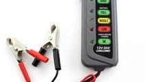 Tester de Alternator si Baterie Auto/Camion cod in...