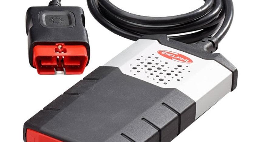 Tester diagnoza DELPHI CAR DS 150E cu software inclus cod intern: 91838