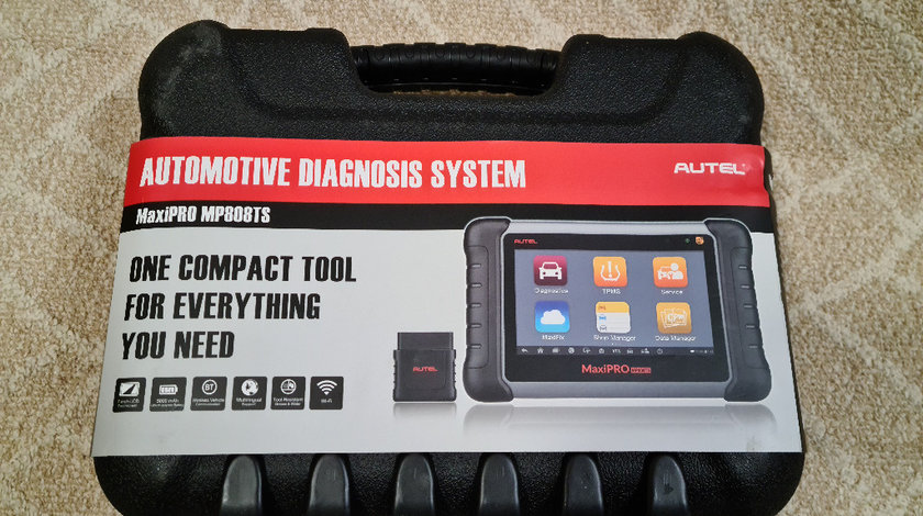 Tester diagnoza multimarca Autel MP808TS full TPMS plus DPF ABS SRS