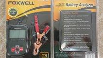 Tester digital baterii auto FOXWELL BT100 12V Car ...