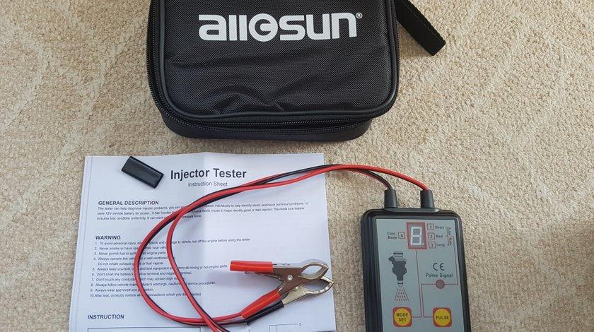 Tester injectoare BENZINA - Fuel Pump - Allsun EM276 Pressure Gauge Gasoline