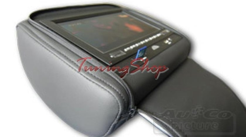 Tetiere Cu Monitor Player 7inch