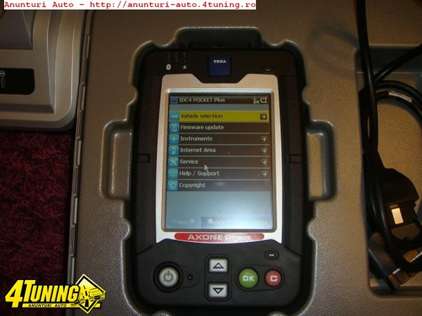 TEXA AXONE DIRECT Tester diagnoza auto multimarca