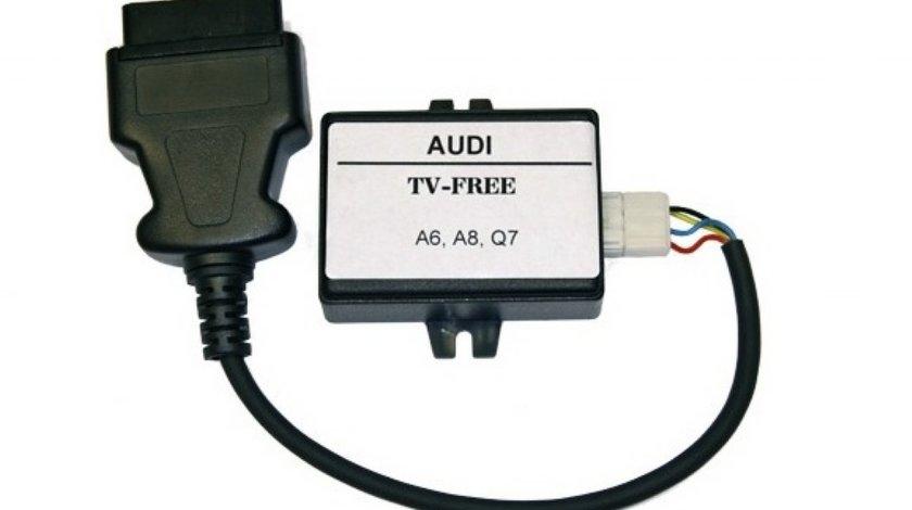 TF MMI2G Deblocare Activare Video In Miscare Audi MMI 2G