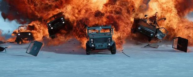 The Fate of the Furious: primul trailer oficial a invadat internetul