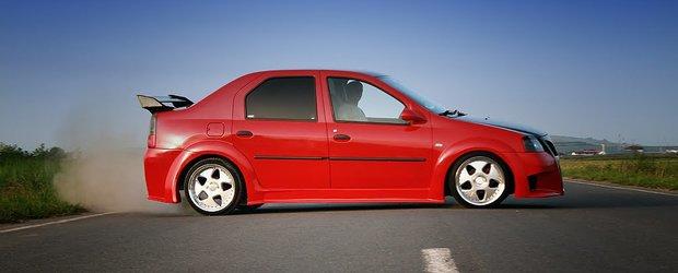 The Kid Project: Dacia Logan - Tuning for progress!