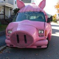 Click image for larger version  Name:Pig Van Art Car.jpg Views:188 Size:37.5 KB ID:906750