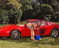 Click image for larger version  Name:hot-bikini-babe-washing-a-ferrari-0021.jpg Views:1094 Size:390.8 KB ID:1018315