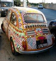 Click image for larger version  Name:Italian Job Art Car.jpg Views:391 Size:58.5 KB ID:917904