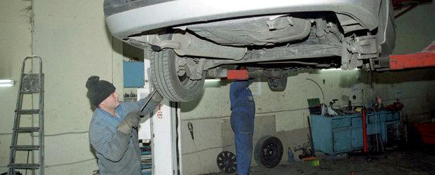 Ti-ai luat masina second-hand? Iata ce surprize primesti cand ajungi cu masina in service