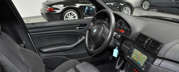 Ti-l vei dori instant. Cu cat se vinde acest superb BMW E46 full echipat
