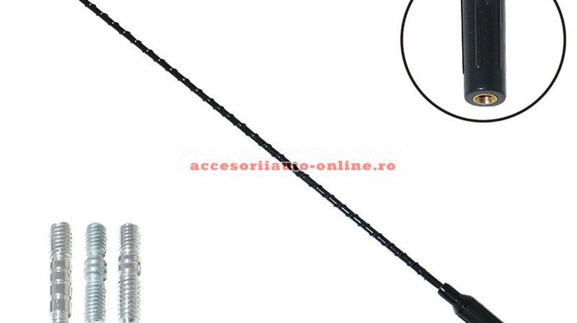 Tija antena auto Automax 41 cm cu 4 adaptori Kft Auto