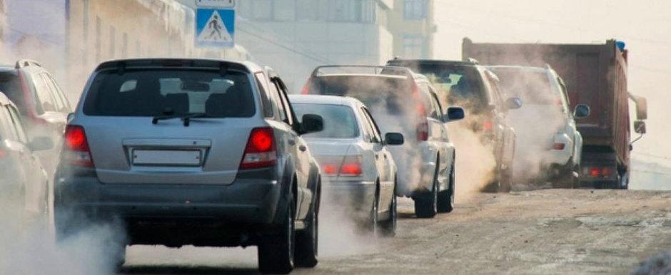 Timbrul de mediu a disparut, traiasca taxa auto de intrare in orase!