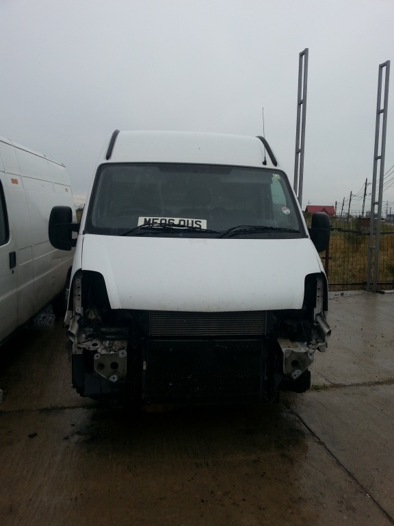 Timonerie, Opel Movano 2.5DCI, G9U720, 115cp, 2006