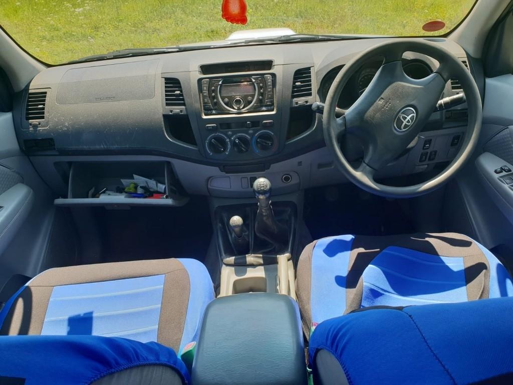 Timonerie Toyota Hilux 2010 suv 2.5 d-4d 2kd-ftv