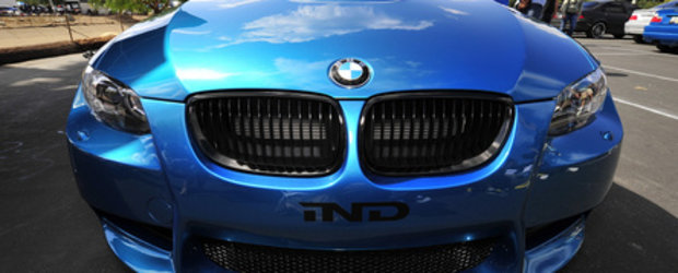 Timpul perfect - BMW M3 E92 by IND