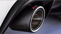 Tips toba akrapovic (ornament toba) carbon