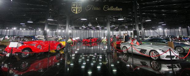 Tiriac Collection se redeschide publicului incepand de astazi