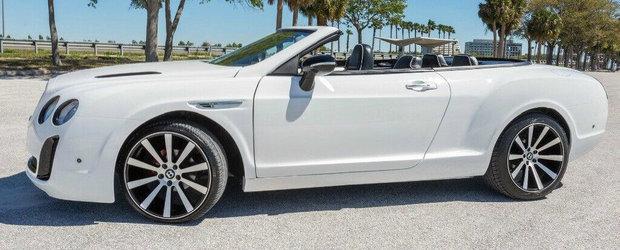 Toata lumea crede ca-i bogat si se da c-un Bentley, dar in realitate conduce o masina cu tractiune fata
