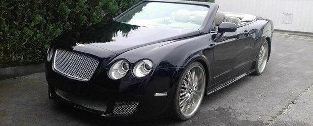Toata lumea credea ca-i bogat si detine un Bentley, dar masina pe care o conduce costa mai putin chiar si decat un Golf nou