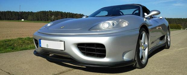 Toata lumea credea ca-i bogat si detine un Ferrari, dar masina pe care o conduce costa cat un Golf TDI. POZE REALE