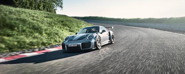Toata lumea este cu ochii pe el. Noul Porsche 911 GT2 RS ar fi devenit cel mai rapid model de serie de pe Nurburgring