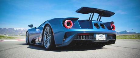 Toata lumea l-a asteptat cu sufletul la gura, iar acum a fost testat in premiera. Cat este de bun noul Ford GT?