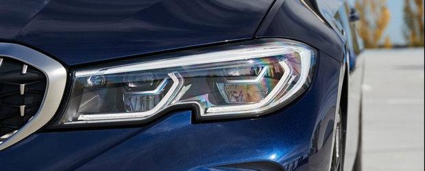 Toata lumea se intreaba ce a fost in capul lor, insa sefilor BMW nu prea le pasa: vor sa fure ideea rivalilor de la Audi