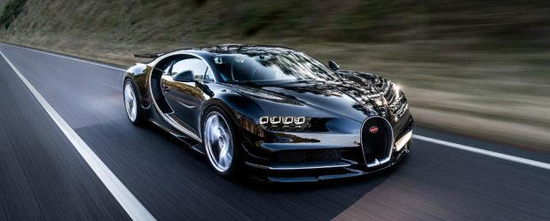 Toata lumea stie ca e rapid pe hartie, dar Bugatti vrea sa demonstreze acest lucru si in realitate