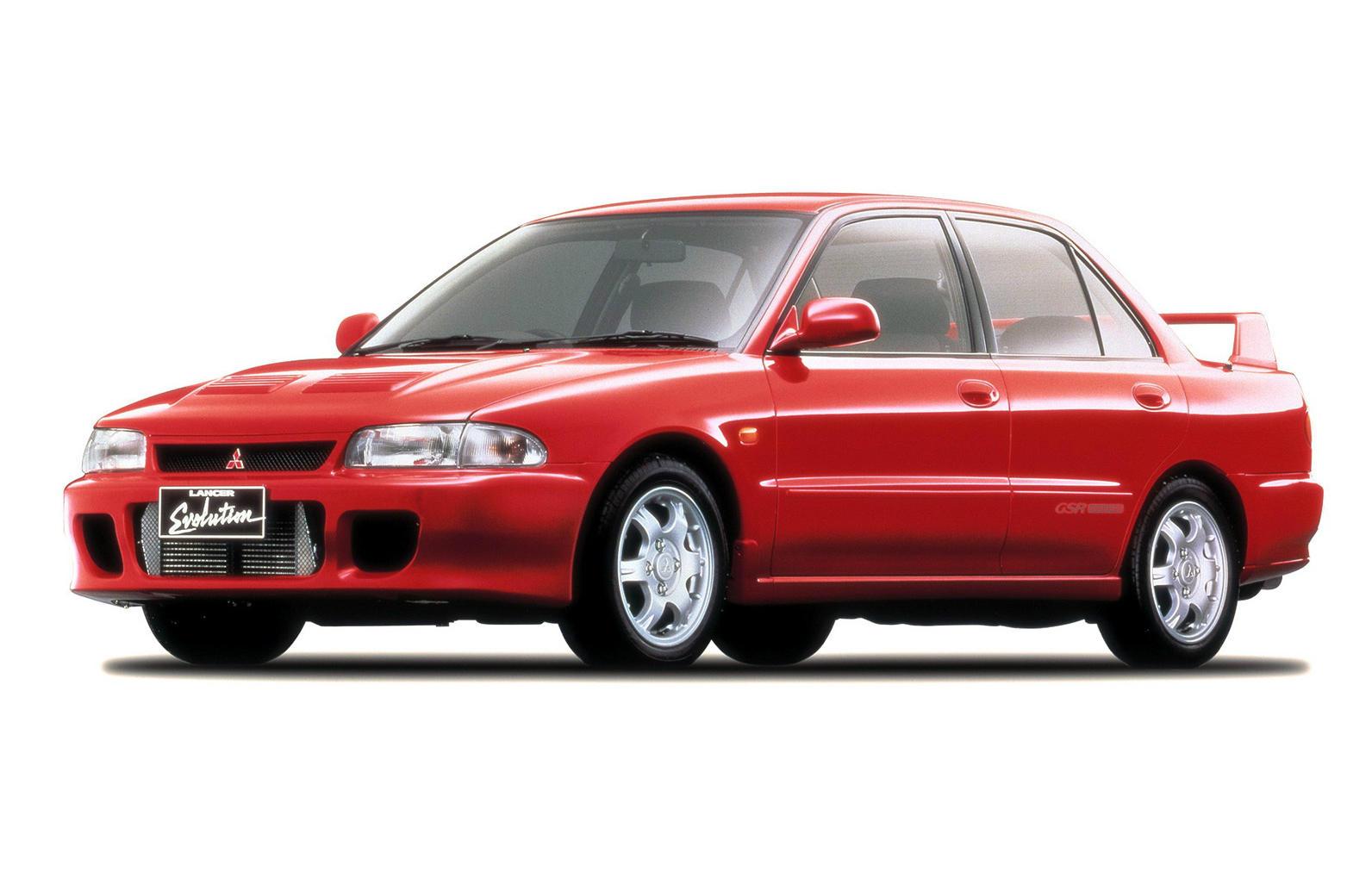 Toate generatiile de Mitsubishi Lancer EVO: care ti se pare cea mai reusita? - Toate generatiile de Mitsubishi Lancer EVO: care ti se pare cea mai reusita?