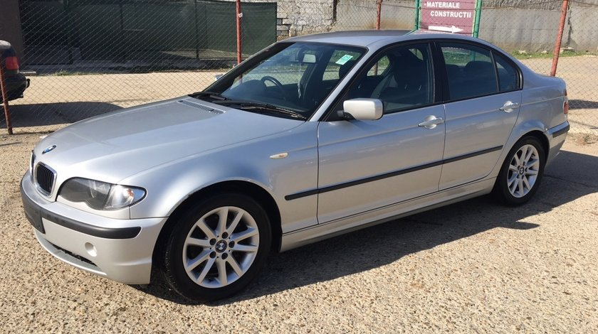 Toba esapament finala BMW E46 2003 Berlina 318d