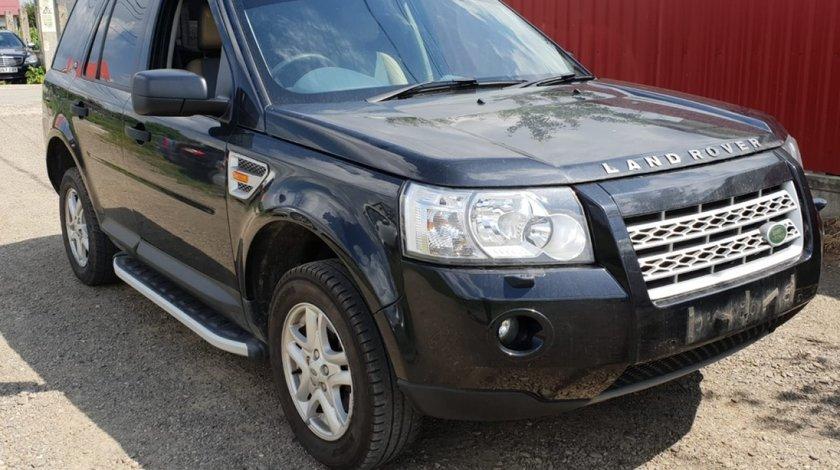 Toba esapament finala Land Rover Freelander 2008 suv 2.2 D diesel