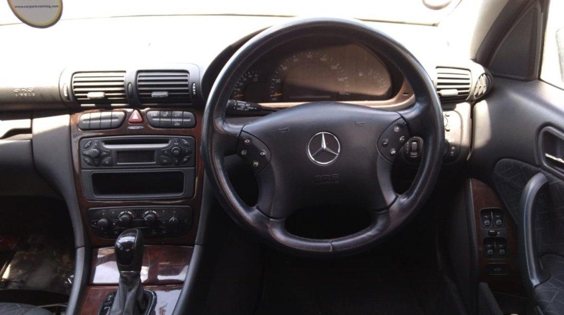 Toba esapament finala Mercedes C-Class W203 2001 Berlina 2.2 cdi