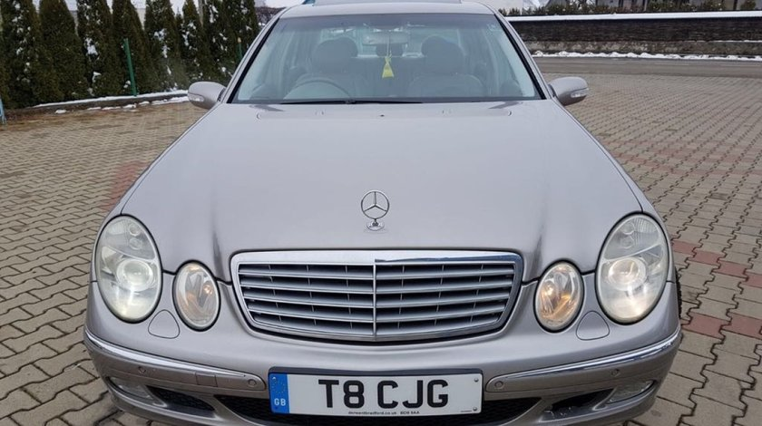 Toba esapament finala Mercedes E-CLASS W211 2004 berlina 2.2 cdi