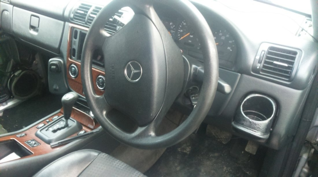 Toba esapament finala Mercedes M-CLASS W163 2004 SUV 2.7 cdi