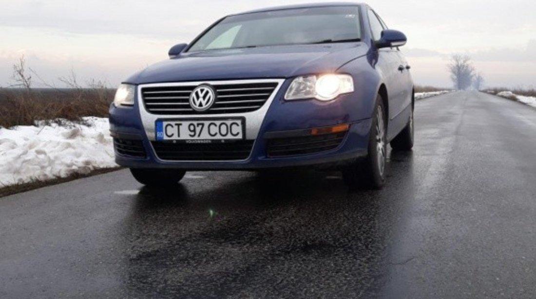 Toba esapament finala VW Passat B6 2007 Berlina 2.0