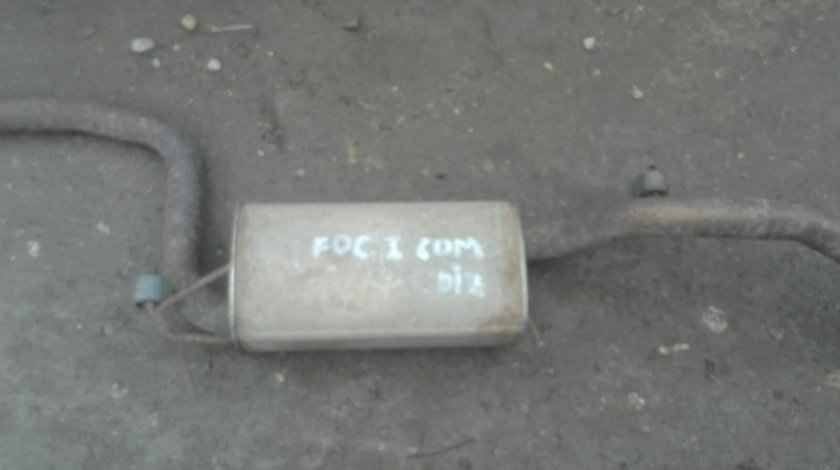 Toba esapament Ford Focus 1 Combi diesel