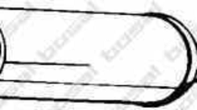 Toba esapament primara CITROËN JUMPER caroserie 230L BOSAL 278-653