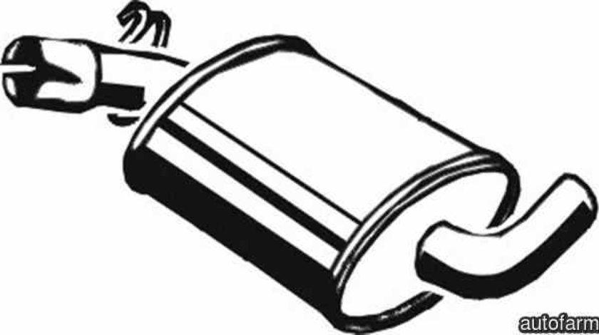 Toba esapamet intermediara VW GOLF II 19E 1G1 ASMET 03.026