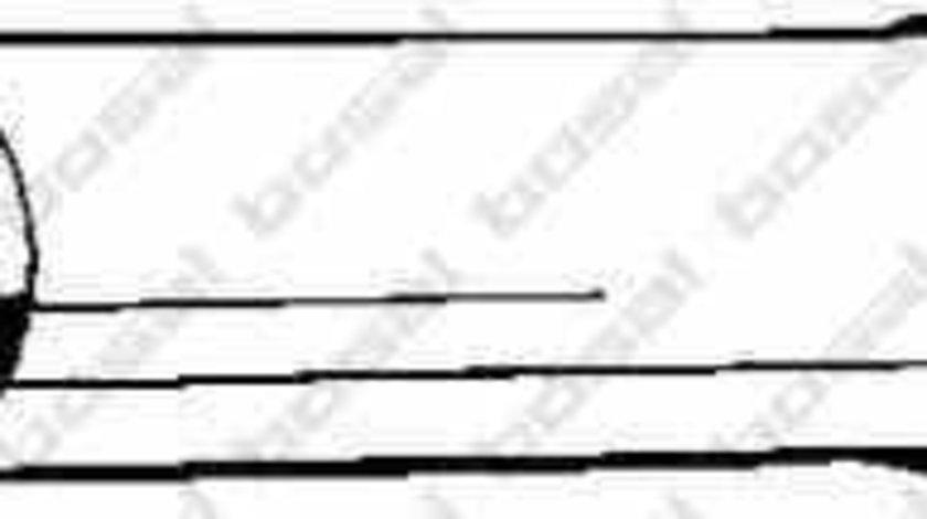 Toba esapamet intermediara VW GOLF III Variant 1H5 BOSAL 233-701