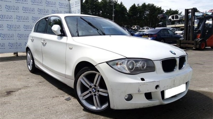 Toba intermediara BMW E87 2011 Hatchback 116D